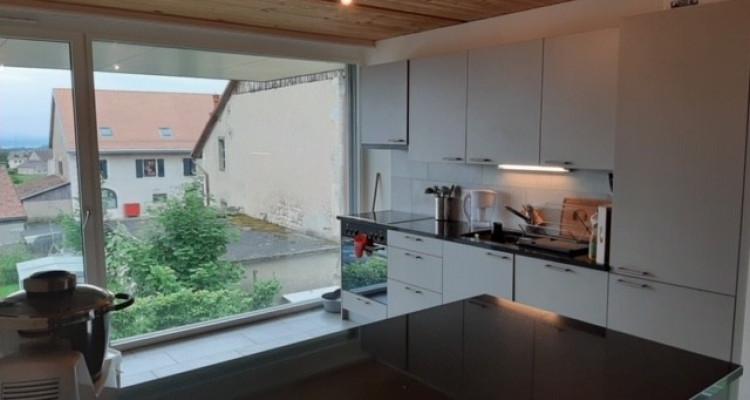 lumineux et spacieux appartement contemporain de 5.5 p image 5