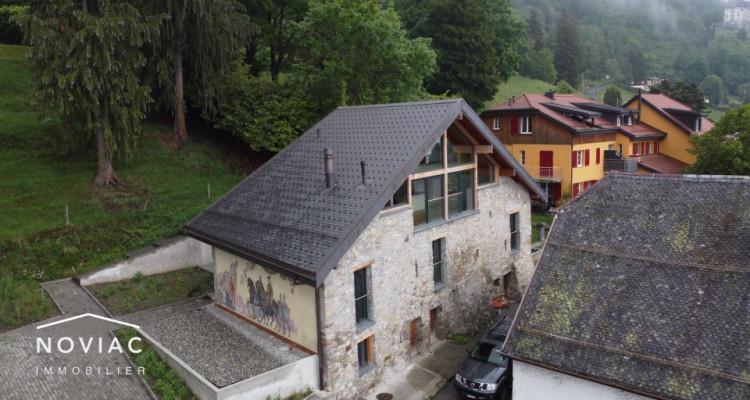 Occasion rare à saisir, splendide maison individuelle rénovée avec vue image 3
