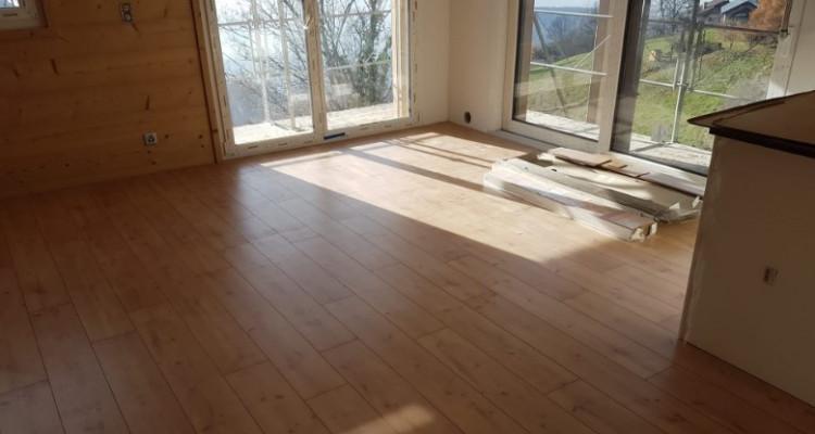 Magnifique 4,5p dans chalet neuf // 3 chambres // Terrasse - Vue image 3
