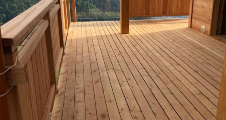 Magnifique 4,5p dans chalet neuf // 3 chambres // Terrasse - Vue image 7