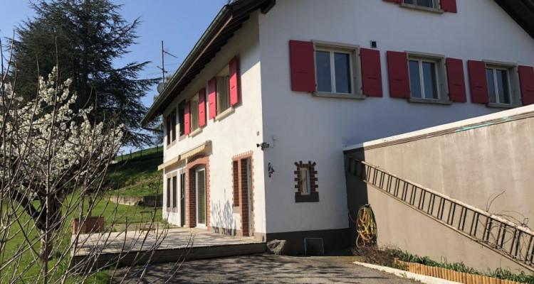 Maison familiale avec terre agricole (non soumis à la LDFR) image 2