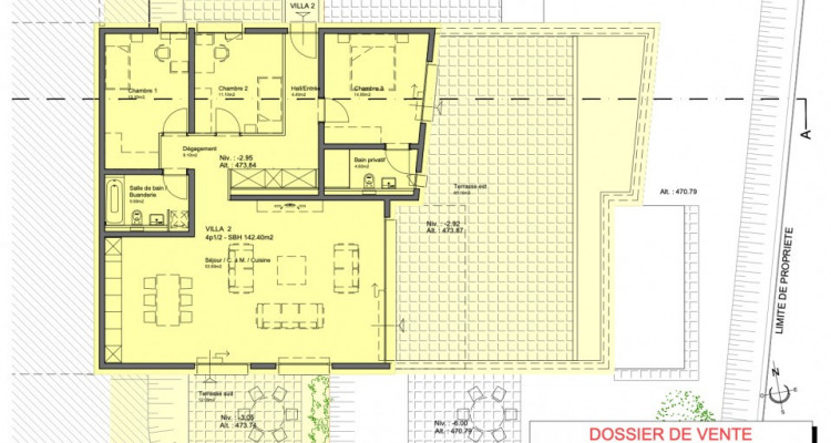 C-Service vous propose un appartement de 4,5 pièces à Vouvry image 5