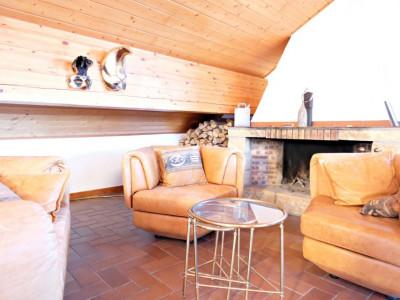 Magnifique duplex meublé de 3,5 pièces / 2 chambres / vue sur le lac image 1