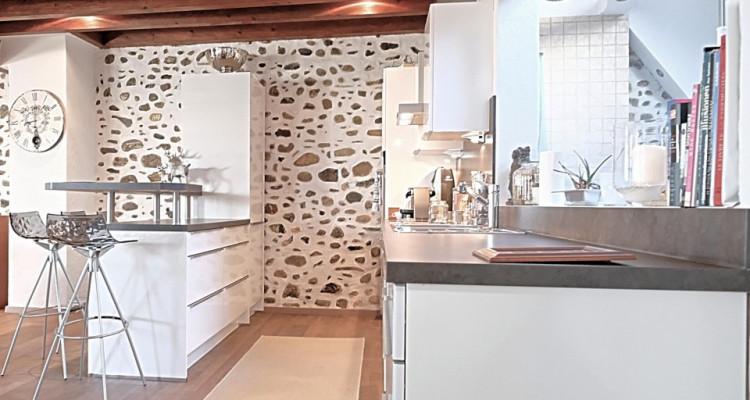 Magnifique loft / 1 chambre ouverte + mezzanine / Vue image 2