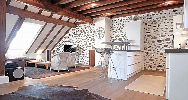 Magnifique loft / 1 chambre ouverte + mezzanine / Vue image 3