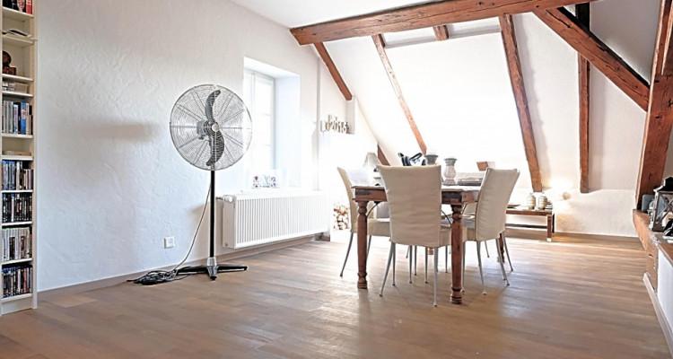 Magnifique loft / 1 chambre ouverte + mezzanine / Vue image 4