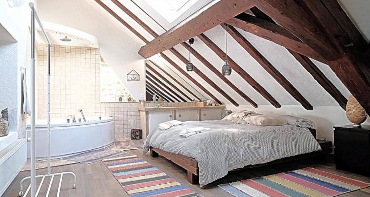 Magnifique loft / 1 chambre ouverte + mezzanine / Vue image 5