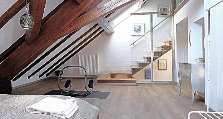 Magnifique loft / 1 chambre ouverte + mezzanine / Vue image 6