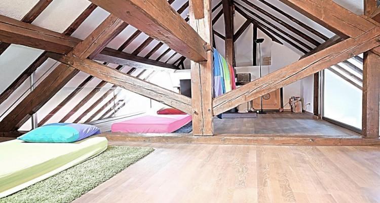 Magnifique loft / 1 chambre ouverte + mezzanine / Vue image 7