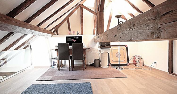 Magnifique loft / 1 chambre ouverte + mezzanine / Vue image 8