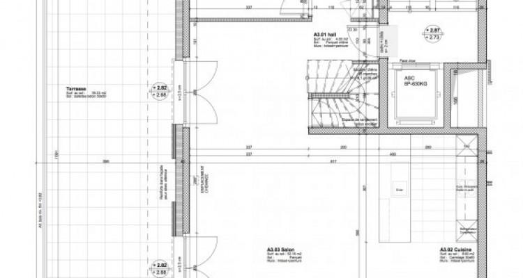 Triplex de haut-standing meublé / 4 chambres / 3 SDB / Terrasse image 12