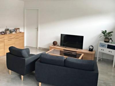 Magnifique appartement de 3.5 pièces / 2 chambres / 1 balcon / vue  image 1