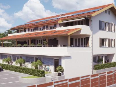 Nouvelle construction : 5 grands appartements 3,5 & 4,5 pièces neufs ! image 1