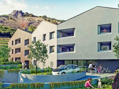 FOTI IMMO - Bel appartement de 2,5 pièces avec loggia et jardin. image 1