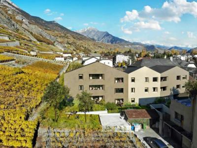 FOTI IMMO - Bel appartement de 2,5 pièces avec loggia. image 1