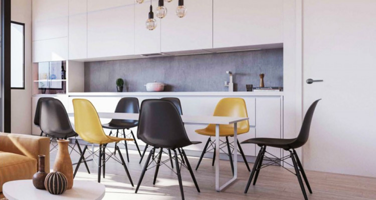 FOTI IMMO - Bel appartement de 2,5 pièces avec loggia. image 2