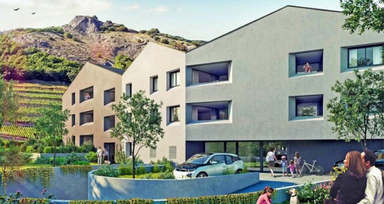 FOTI IMMO - Bel appartement de 2,5 pièces avec loggia. image 4