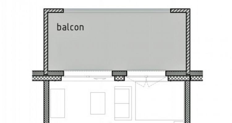 FOTI IMMO - Joli studio neuf avec balcon. image 6