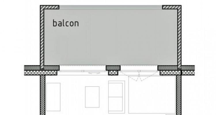 LOCATION VENTE à Fr. 850.-/mois pour un joli studio neuf avec balcon. image 6