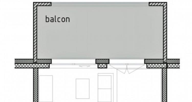 FOTI IMMO - Joli studio neuf en attique avec balcon. image 6