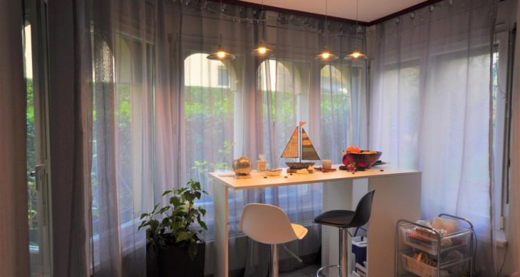 Coquet appartement 3.5 pièces en PPE avec jardin  image 4