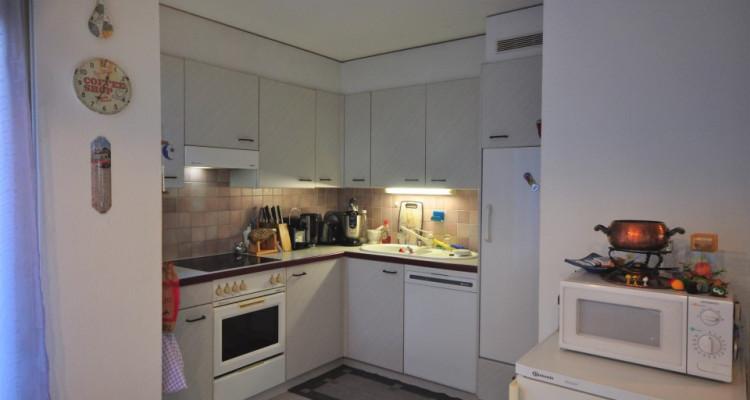 Coquet appartement 3.5 pièces en PPE avec jardin  image 5