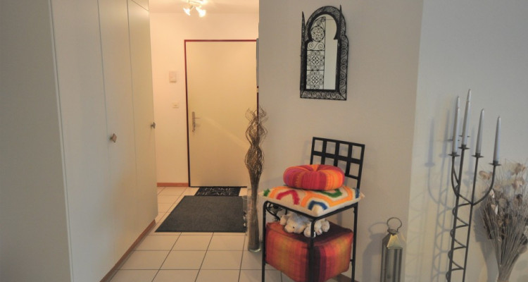 Coquet appartement 3.5 pièces en PPE avec jardin  image 6