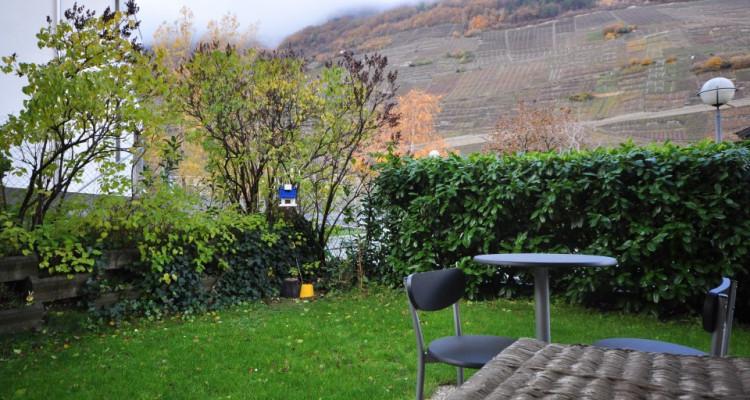 Coquet appartement 3.5 pièces en PPE avec jardin  image 10
