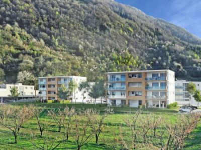 LOCATION VENTE - Bel appartement neuf de 3,5 pièces avec balcon. image 1