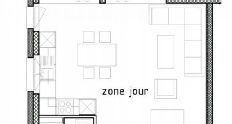 FOTI IMMO - Bel appartement neuf de 2,5 pièces avec balcon. image 6