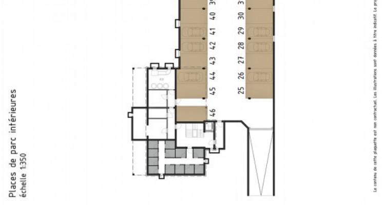 LOCATION VENTE - Bel attique neuf de 2,5 pièces avec balcon. image 8
