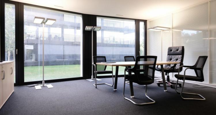 Magnifiques bureaux Minergie - Coworking // St-Sulpice - 300m² image 1