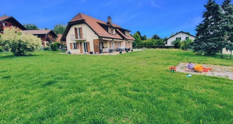 EXCLUSIVITE : Agréable maison familiale avec grand jardin clôturé image 1