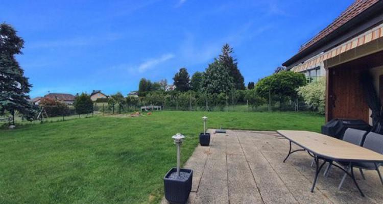 EXCLUSIVITE : Agréable maison familiale avec grand jardin clôturé image 2
