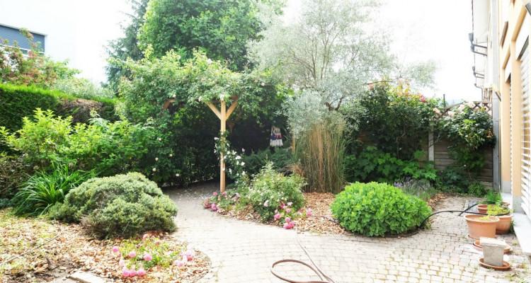 Magnifique maison 6,5p // 4 chambres + combles // Grand jardin image 2