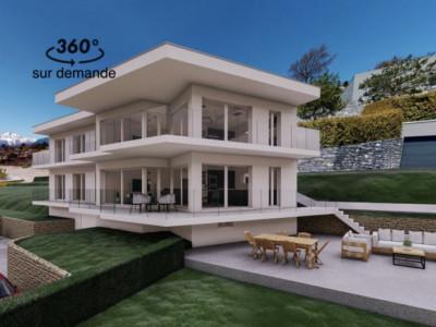 Sion - Nouvelle promotion de deux appartements avec vue à 180°! image 1