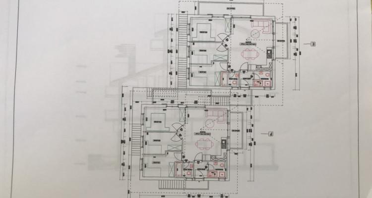 Superbe chalet de 3 appartements avec terrasses entièrement rénovés (VS-CH) image 7