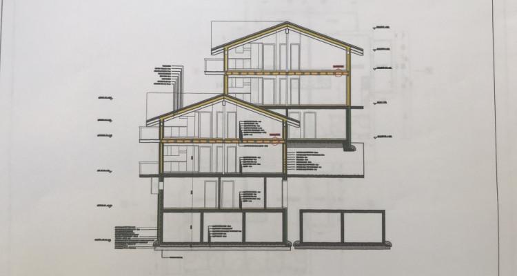 Superbe chalet de 3 appartements avec terrasses entièrement rénovés (VS-CH) image 8
