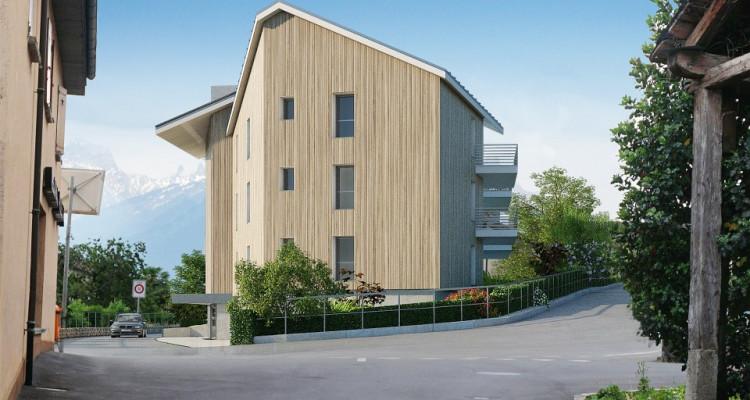 C-Service vous propose un appartement en attique duplex de 4,5 pièces image 2