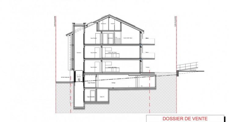 C-Service vous propose un appartement en attique duplex de 4,5 pièces image 9