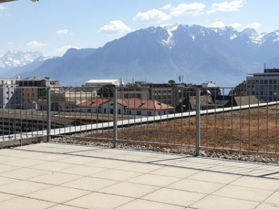 Splendide appartement de standing avec vue panoramique à Vevey image 1