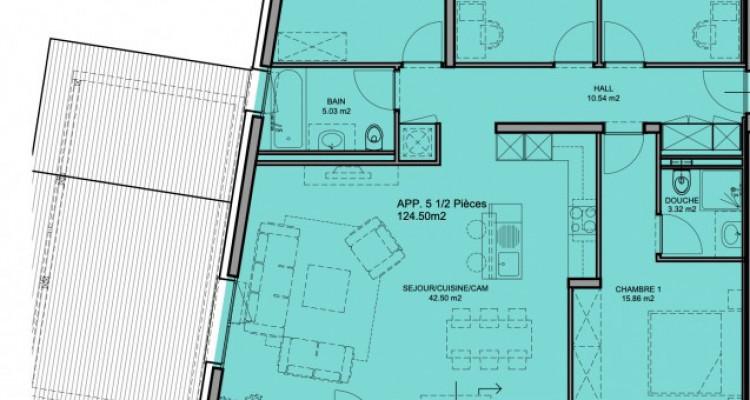 C-Service vous propose un appartement de 5,5 pièces à Vouvry image 6