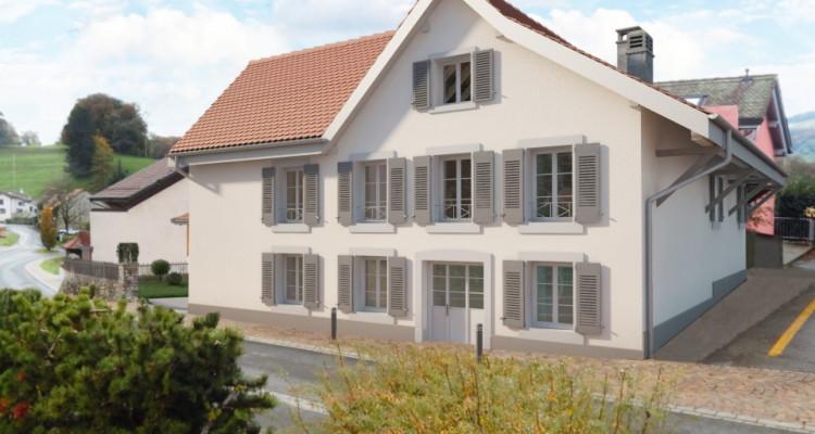 Maison de 8 pièces et dépendance à Puidoux village image 1
