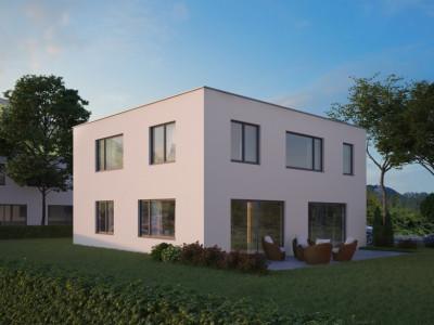 C-Service vous propose une villa individuelle de 5.5 pièces sur plans image 1
