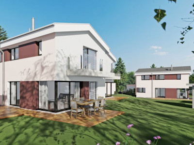 C-Service vous propose une villa jumelée de 4,5 pièces à Ollon (VD) image 1