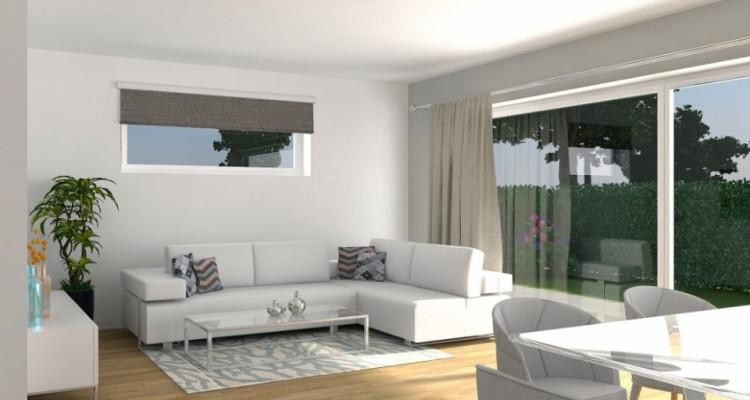 C-SERVICE vous propose une villa jumelée par le garage à Saxon image 2