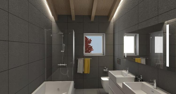 C-SERVICE vous propose une villa jumelée par le garage à Saxon image 6