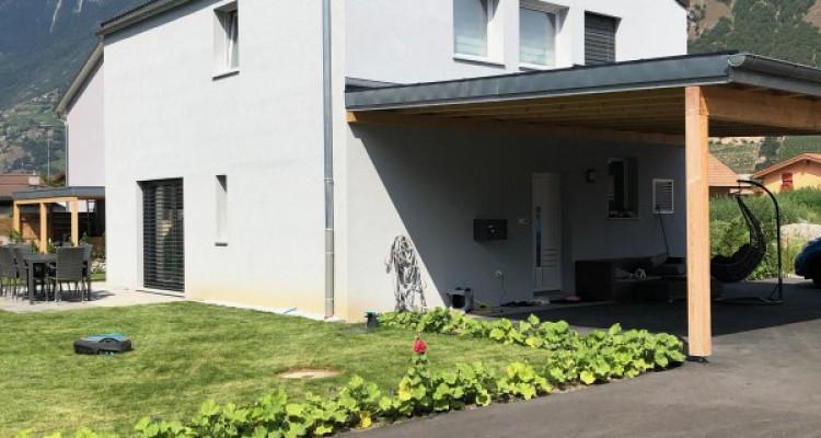 C-SERVICE vous propose une villa jumelée par le garage à Saxon image 8