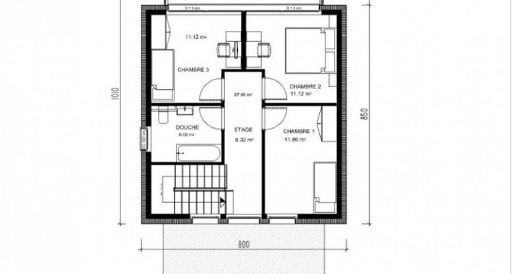 C-SERVICE vous propose une villa jumelée par le garage à Saxon image 10