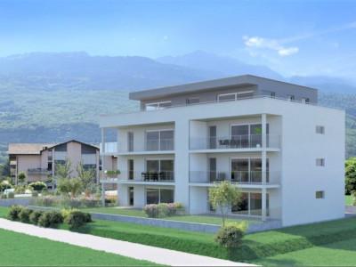 C-Service vous propose un appartement de 3.5 pces sur Monthey image 1